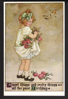Raphael Tuck postcard by C M Burd | eBay