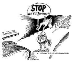STOP all U.S. Progress