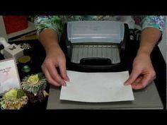 Basics: Die Cutting WonderFilm and Sticky Paper