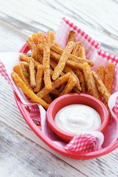 Sweet Potato Fries Recipe | Food Recipes - Yahoo! Shine