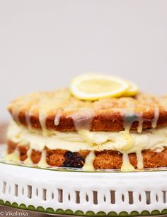 Raspberry Limoncello Cake with Mascarpone- amazing texture and dreamy flavour of Sicilian lemons and mascarpone.