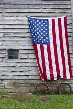Nicole Franzen #Photography #Flag