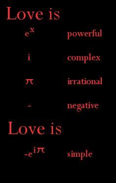 love & math