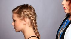 French Braid Dutch-Style (Inside Out or Reverse Braid) | Braid Hairstyles
