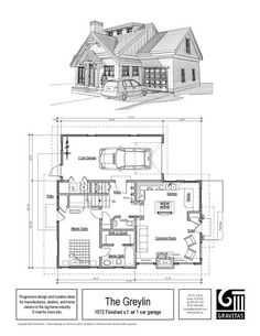 Small House and Cabin Plan