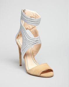 Jerome C. Rousseau Sandals - Lund Cuff High Heel   Bloomingdale's