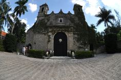 haunt church, rock church
