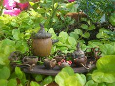 Fairy Tea Set by Fairy Patch