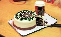 starbucks | Coffee Addict Starbucks Cake, Want Some?