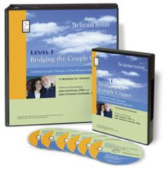 Level 1 Clinical Training in the Gottman Method Couples Therapy