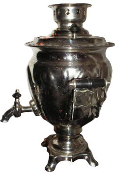 The Samovar is a too
