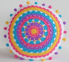 Carnivale Crochet-Along by Poppy & Bliss (Michelle Robinson)