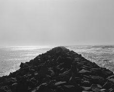 "ROBERT, ADAMS "" The North Jetty, Pacific County, Washington, ca. 1991 """