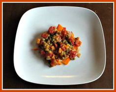 Baked Lentil Casserole #recipe
