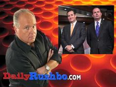 RUSH: REMEMBER It Was Ted Cruz And Mike Lee Who Tried To STOP ObamaCare