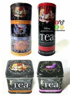 Alice in Wonderland tea