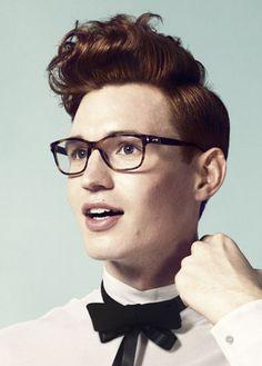 Cortes de pelo hombres on pinterest 19 pins - Peinados modernos de hombres ...