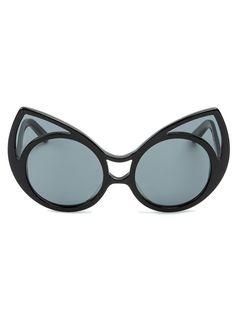 LINDA FARROW GALLERY  cat eye sunglasses