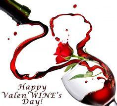 valentines vino vino vintage - Valentines Day Wine