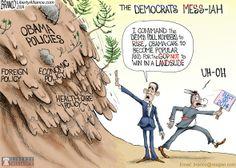 LandSlide - A.F.branco Cartoon