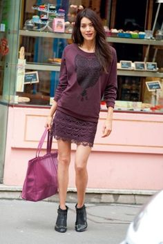 top & shirt http://www.laredoute.gr/SOFT-GREY-Fouter-me-stampa_p-263251.aspx?prId=324431334