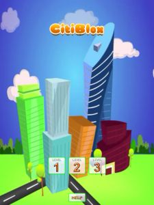 Take a look at the iOS game that Jonathan has been playing. It's call CitiBlox from AdAir Mobile. It's designed and marketed by a mom and her kids - how cool is that? Even better, the app is FREE (ad supported). Take a look at our review and pick up the up for your iPad, iPhone, or iPod Touch.