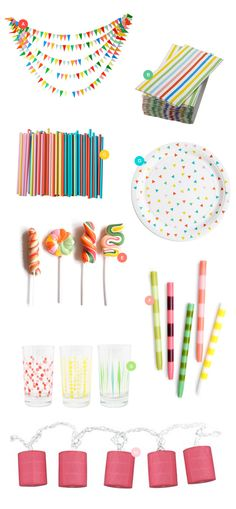 Happy Party Supplies