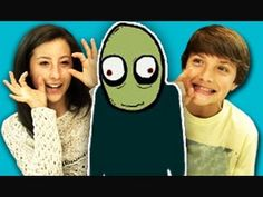 TEENS REACT TO SALAD FINGERS