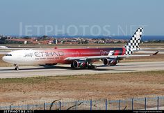 Airbus A340-642X A6-EHJ 933 Istanbul Ataturk/Yesilkoy Int'l Airport - LTBA