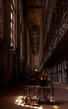 Shot at the Mansfield Reformatory, in Mansfield Ohio.