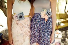 love the sash/belt detail... perfect for bridesmaid dresses