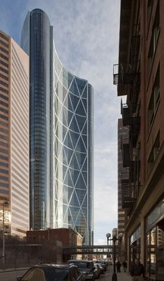 The Bow by Foster + Partners