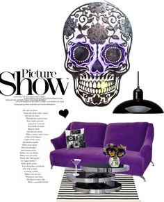 """""""Sugar Skull"""" by elske88 on Polyvore"""