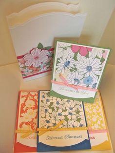 Beyond the Garden Box and Card Set galleries, stamp, card idea, cardset, card designs, paper, gardens, card set, garden boxes