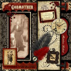 My Godmother - Scrapbook.com