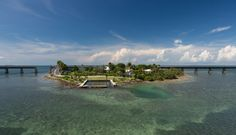 Take in the historic district of Pigeon Key in #Florida.