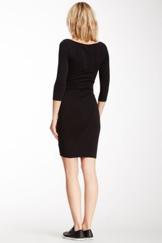 James Perse Boatneck Dress