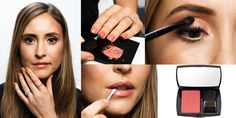 6 ways to use 1 blusher - Maximise your makeup and learn new ways to wear blusher on your eyes, lips, cheeks AND nails!