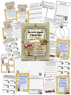 Second Grade Treasures: My Name Is Noon~ This 40 page resource & activity packet includes: ~Vocabulary & Definition List ~Reading Comprehension Printable ~Author's Purpose ~Writing Activities ~Memory Game ~Vocabulary Practice ~Synonym and Antonym Printables ~ABC Order Activity Cards & printables~ Applying vocabulary knowledge into original sentence & story writing ~Venn Diagram ~Story Map ~Anchor Charts: Text-To-Self, Text-To-Text, Text-To-World, Complete sentence, subject, predicate, verbs