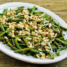 Stir-Fried Green Beans with Lemon, Parmesan, and Pine Nuts (and 10 More Delicious Ideas with Green Beans)
