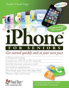 With a bevy of screenshots and simple, step-by-step instructions, this guidebook directs seniors in becoming acquainted with the most important functions and the many options that are available with the iPhone.