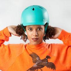 Bern Lenox bike helmet Matte Turquoise 2014