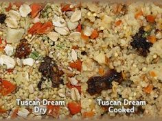 Item Back in Stock Notification Higgins Worldly Cuisines Cook and Serve Bird Food Tuscan Dream 13 oz