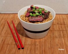 PicNic: Chinese Beef Noodles
