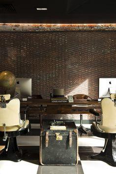 The Yard, Milano, 2013 #interiors #design #living