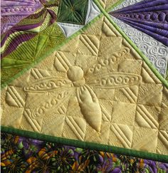 Dragonfly Party (from What a Hoot Quilts)