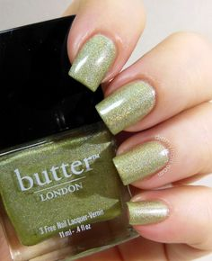 butter LONDON Trustafarian (holographic) - owned.