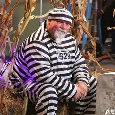 Godwin on Duck Dynasty's Halloween episode