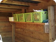 Outdoor toy shed organisation....Mummy Musings and Mayhem