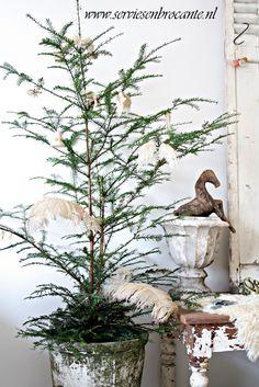 Servies en Brocante: Christmas